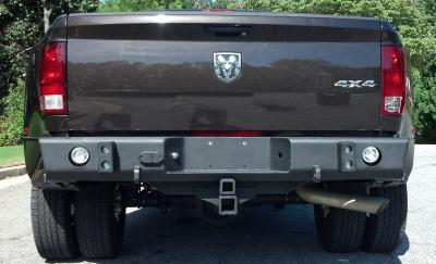 Rear Multicarrier bumper Dodge Ram HD (2010+)