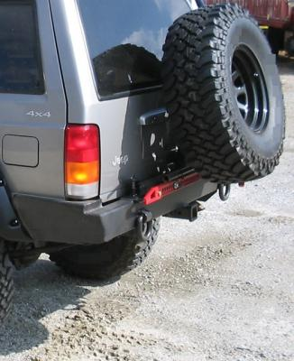 Rear Multi-Carrier Jeep Cherokee (XJ) (86-96) & (97-01)