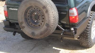 Rear Multi-Carrier bumper Toyota 4Runner (96-02)