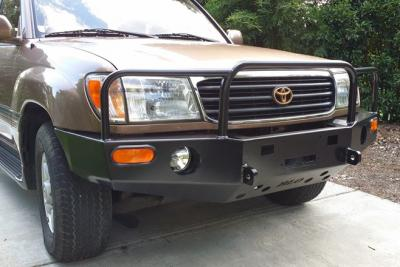 Front Winch Bumper Toyota Land Cruiser Series 100