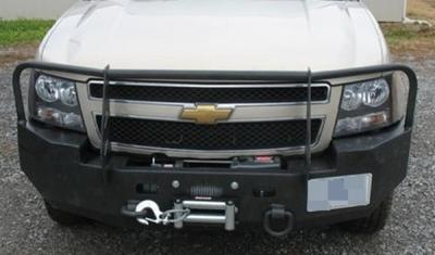 Front winch bumper GMC/Chevy HD and 1500 Trucks (1999-2007)