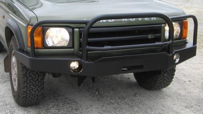 Front Winch Bumper Land Rover Discovery II