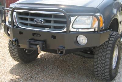 Front Winch Bumper Ford F-150 & Expedition (97-03 F150) (97-02 Expedition)