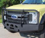 Front Winch Bumper Ford Super Duty (2017+)