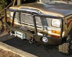Front winch bumper Full Size Wagoneer, Chiefs J Series Trucks