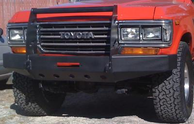 Front Winch Bumper Toyota Land Cruiser 60/62 Series
