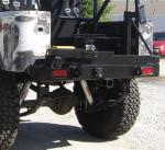 Rear Multicarrier Bumper Toyota Series 40 (FJ40)