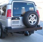 Rear Multicarrier Bumper Land Rover Discovery II