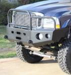 Front Winch Bumper Ford Super Duty Truck and Excursion (99-04 / 05-06)